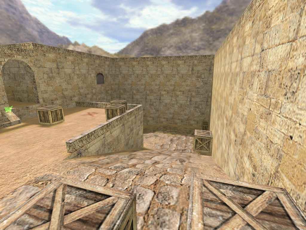 Скачать de_dust2002