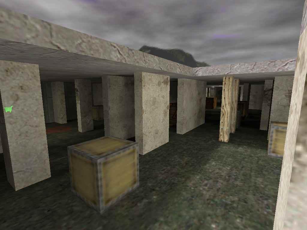 Скачать nam_tunnels_defusal для CS 1.6