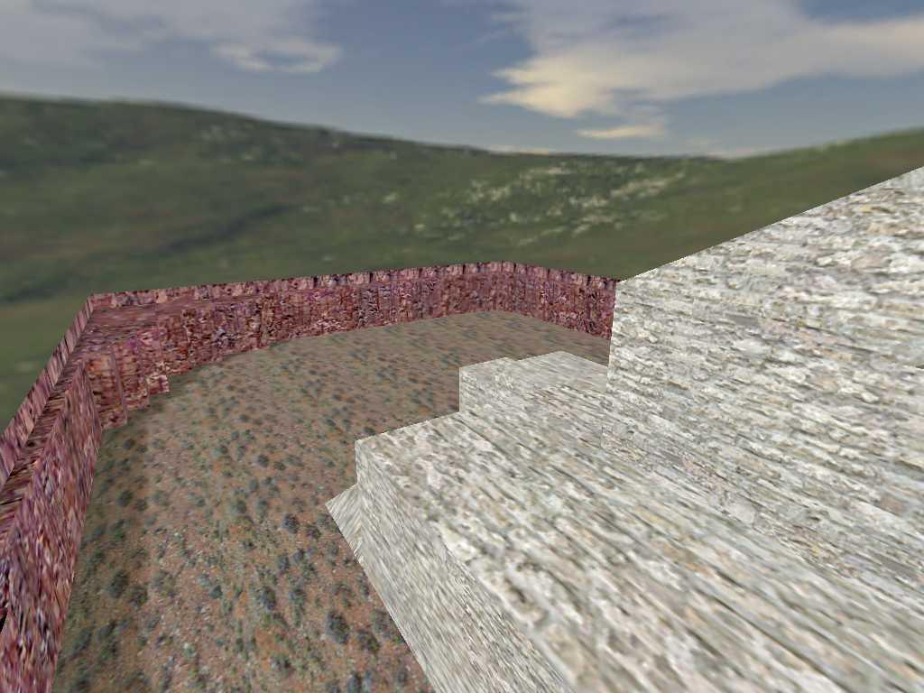 Скачать de_aztec_monument для CS 1.6