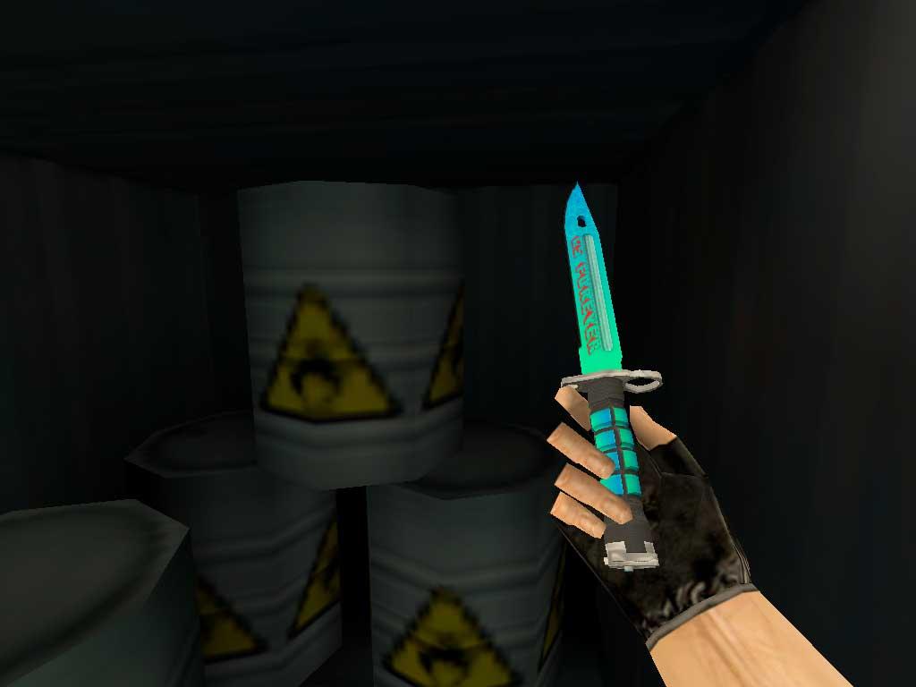 Скачать Штык-нож M9 Вечность
