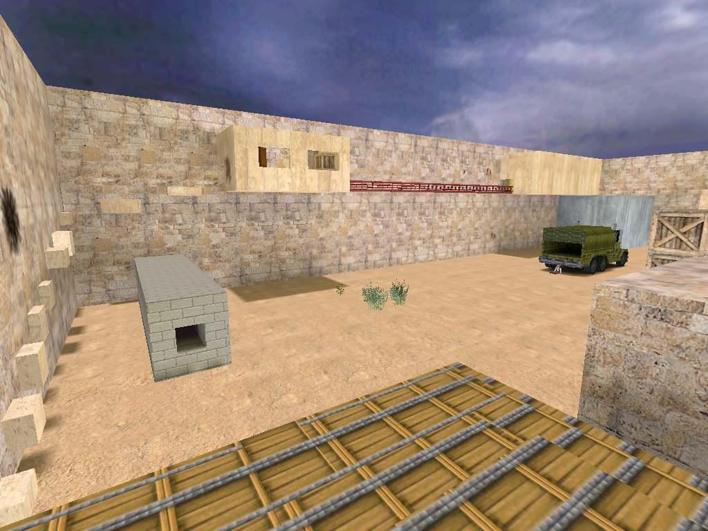 Скачать zm_dust_world для CS 1.6