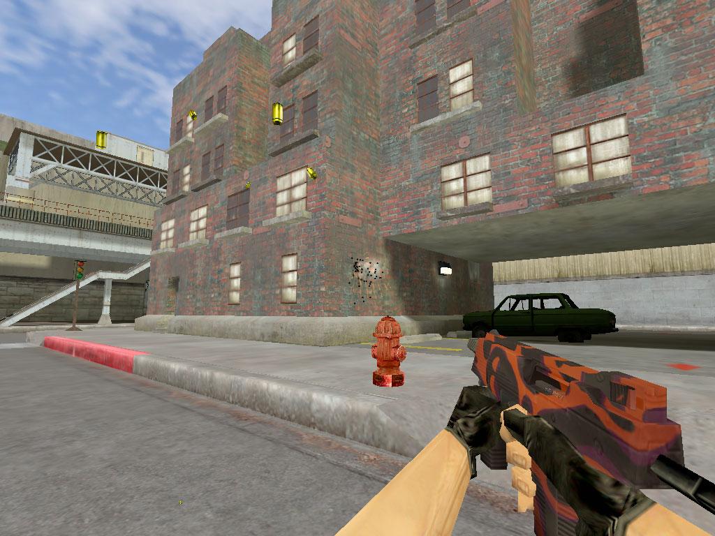 Скачать MP9 Рубиновый ядовитый дротик