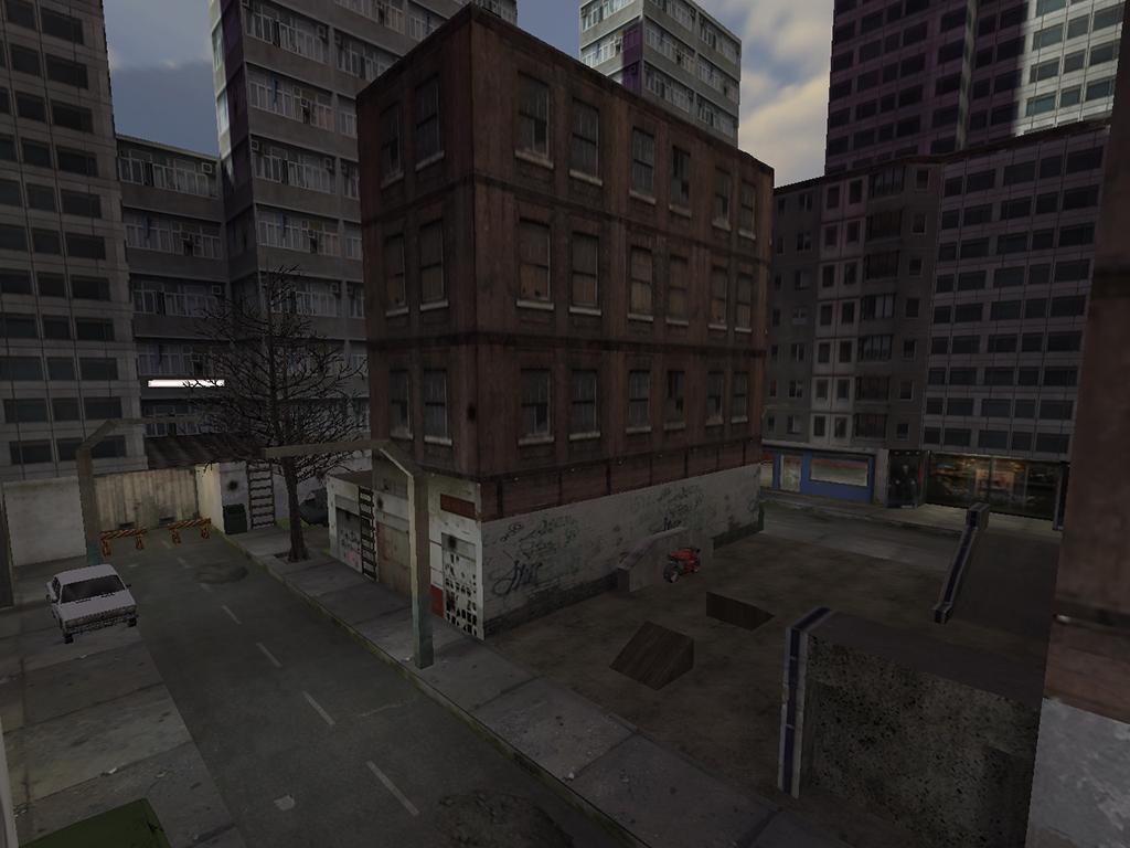 Скачать fy_urbancity