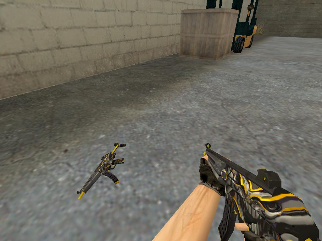 Скачать MP5 Nemesis