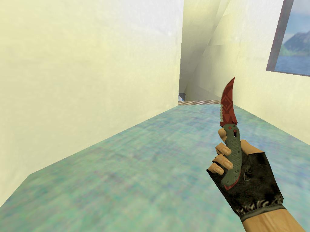 Скачать Складной нож Убийство