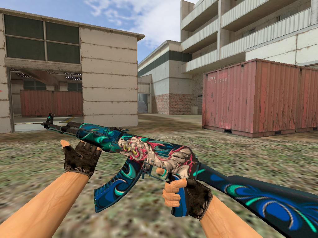 Скачать AK-47 Nightmare