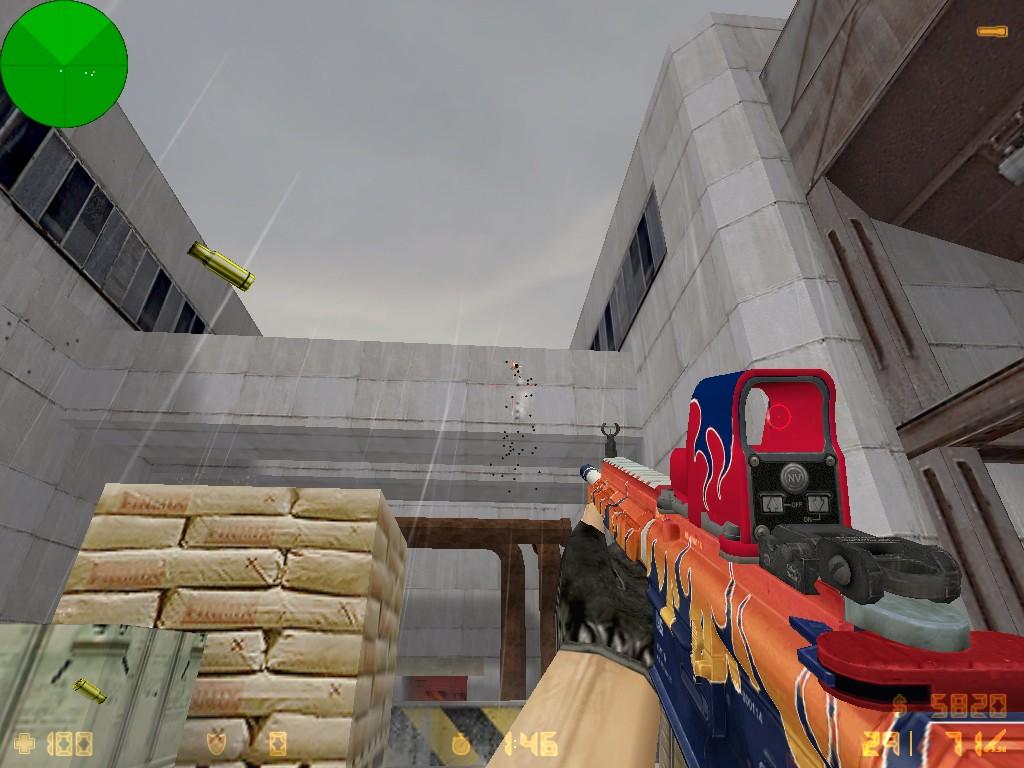 Скачать HK417 Jabberwockey