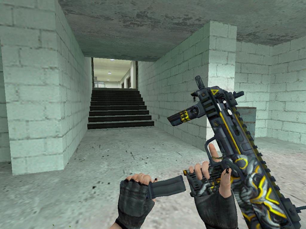 Скачать MP7 Заклятый враг