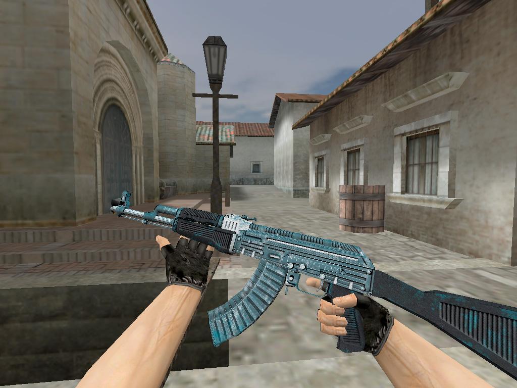 Скачать AK-47 Старлайн контейнер