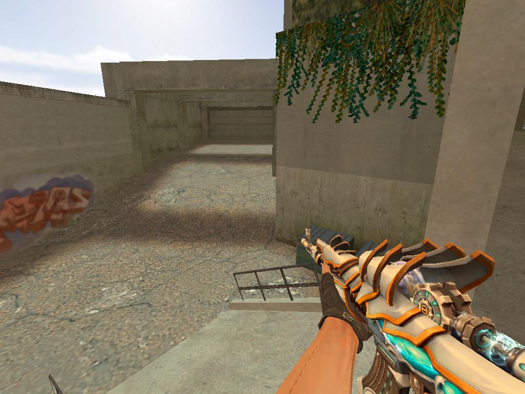Скачать AK-47 Паладин