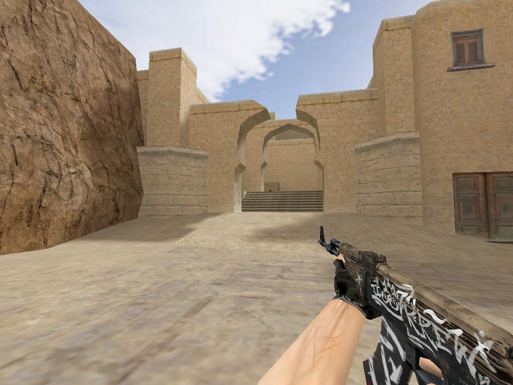 Скачать AK-47 Пустынный повстанец