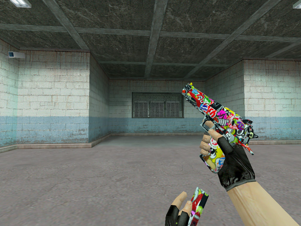 Скачать Deagle Sticker
