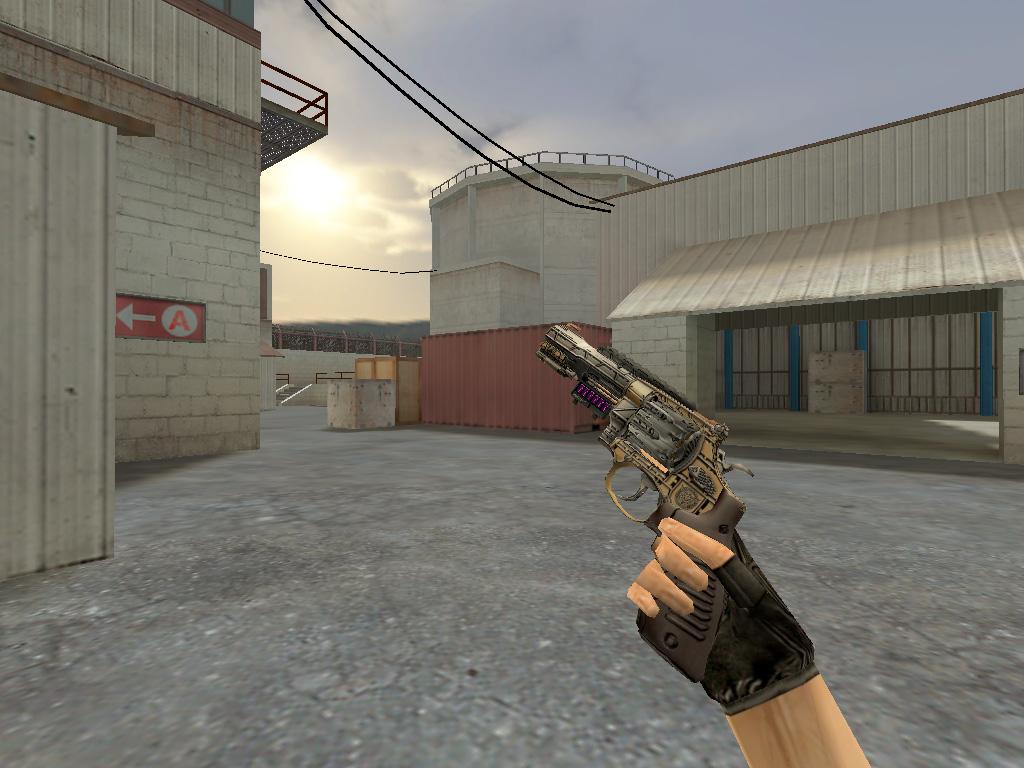 Скачать R8 Revolver Big Iron