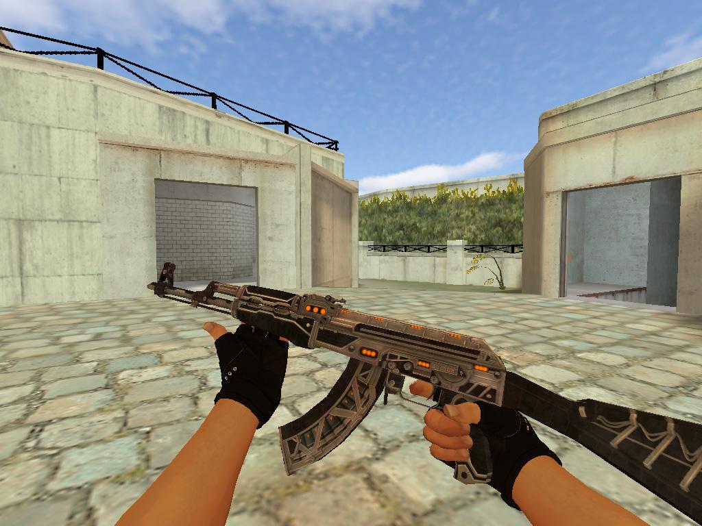 Скачать AK-47 Mass Driver