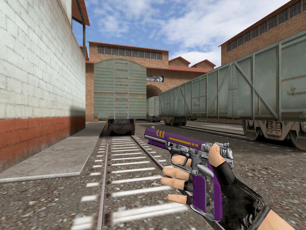 Скачать Five-Seven Sarge Purple