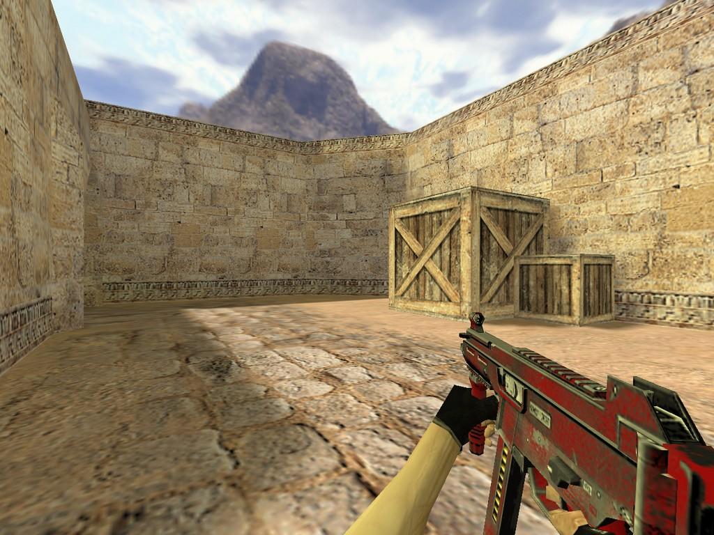 Скачать UMP-45 Красный