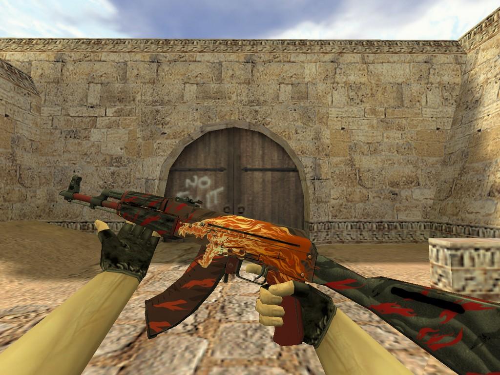 Скачать АК-47 Вой