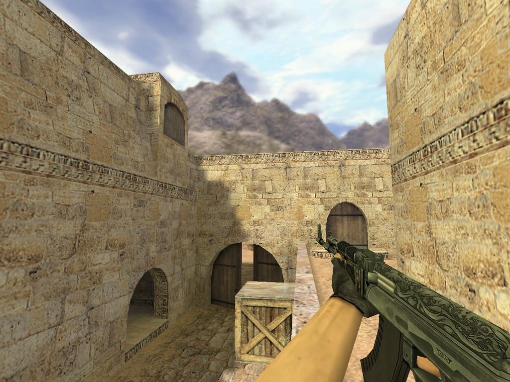 Скачать АК-47 Черный картель