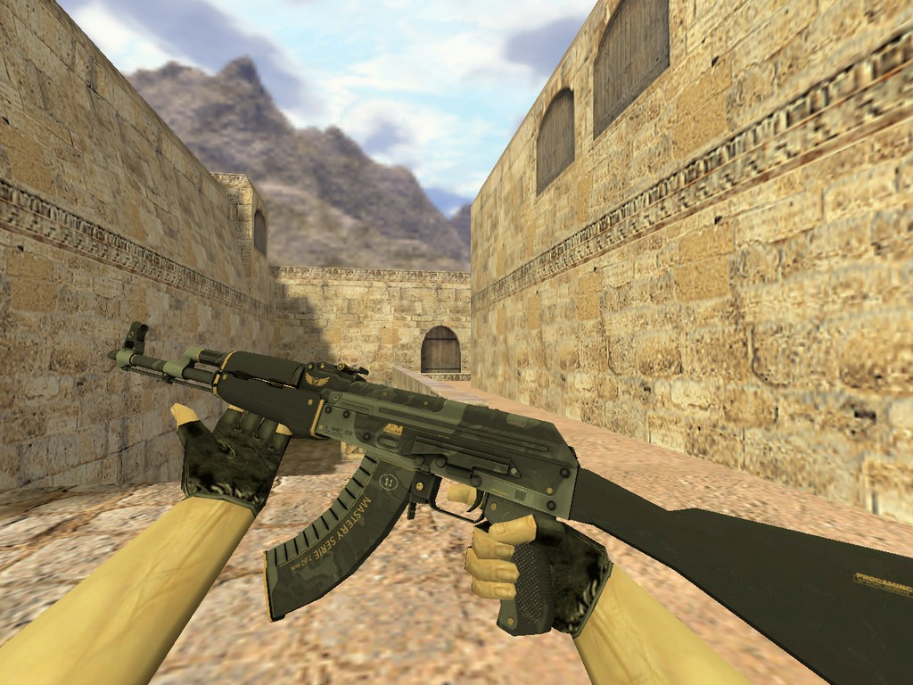 Скачать АК-47 Элитное снаряжение