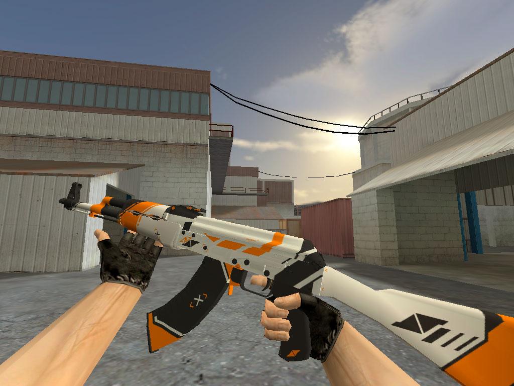 Скачать АК-47 Азимов