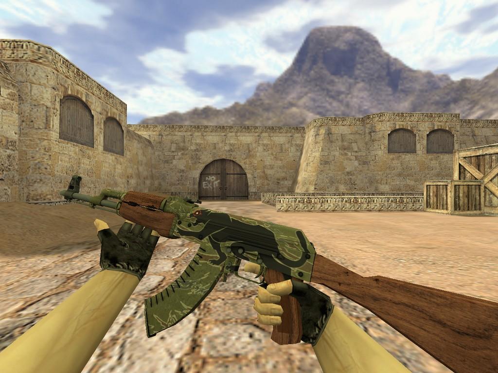 Скачать АК-47 Ягуар