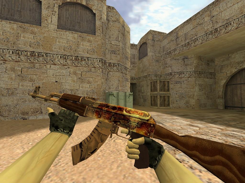 Скачать АК-47 Разбойник