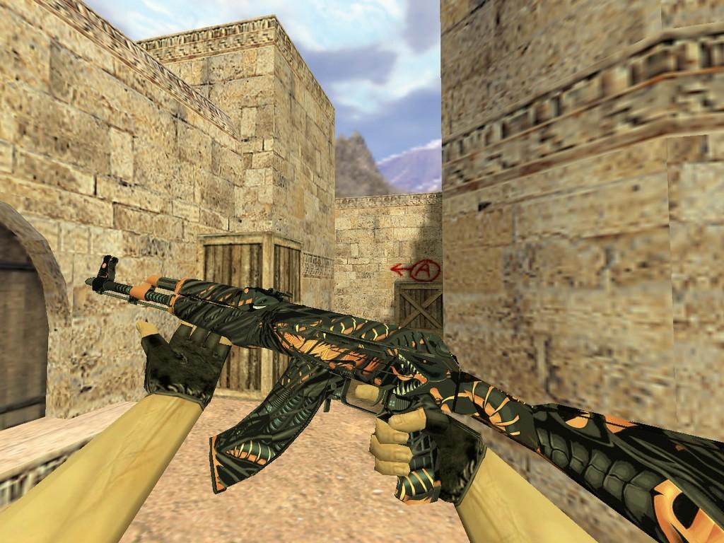 Скачать АК-47 Мерес