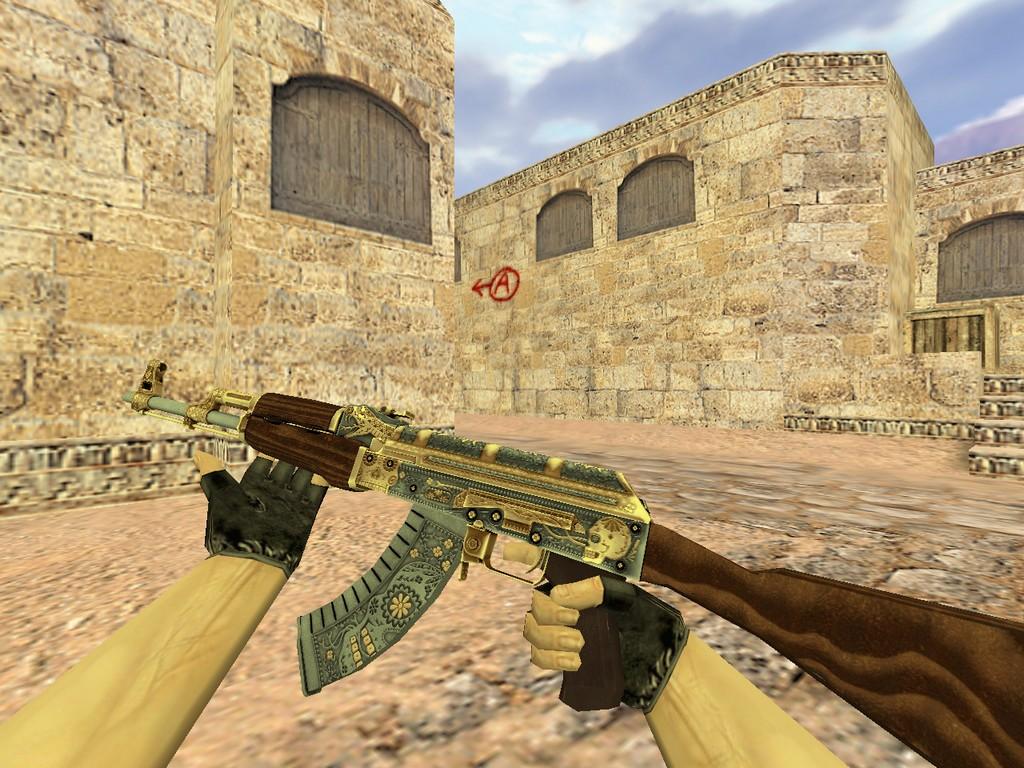 Скачать АК-47 Золотой картель