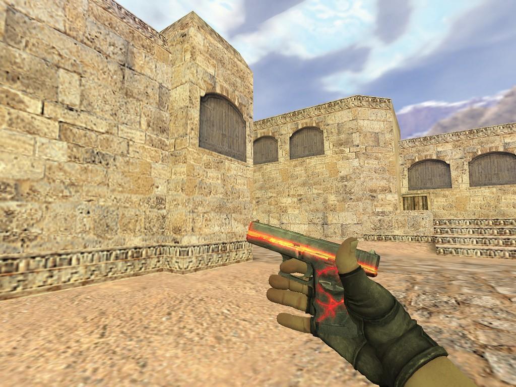 Скачать Glock Подземелье