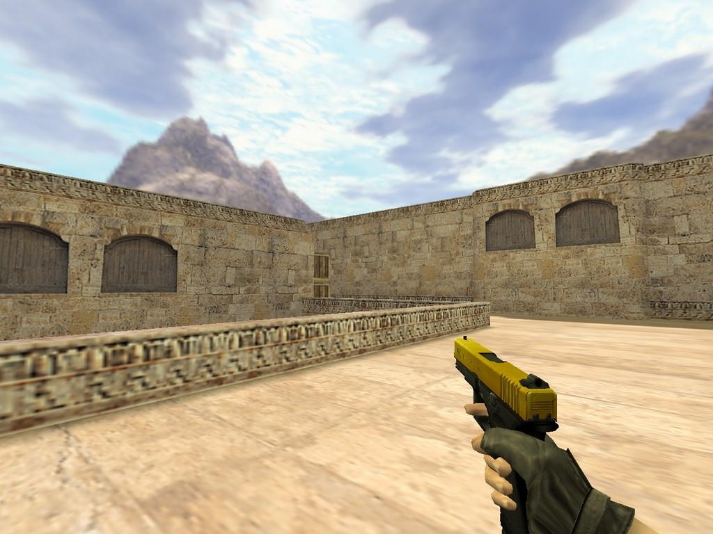 Скачать Glock Золотой