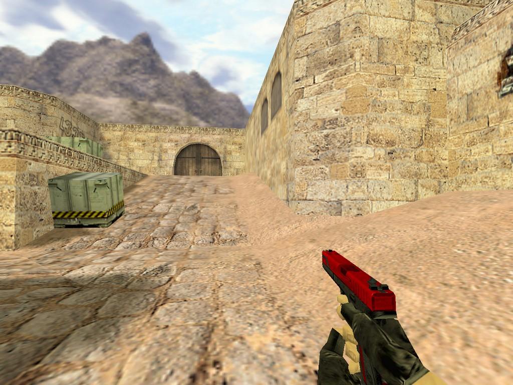 Скачать Glock Красный и опасный