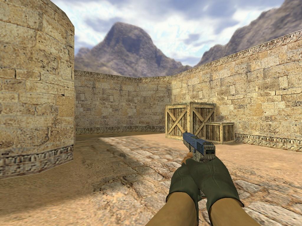 Скачать Glock Синяя трещина