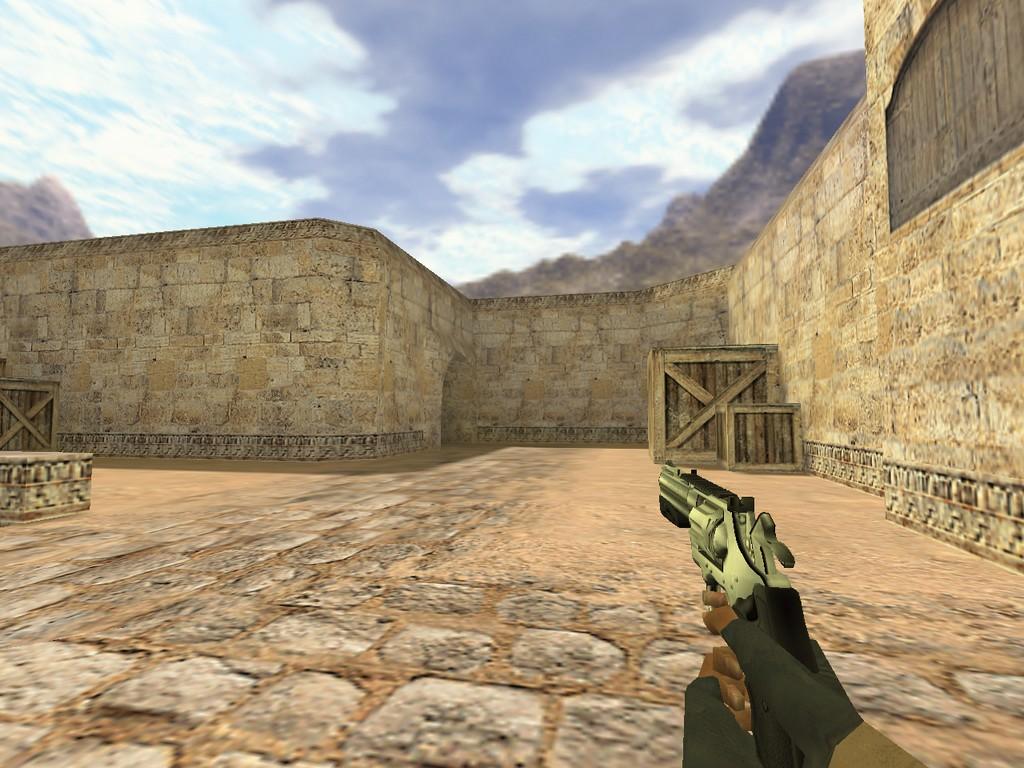 Скачать Револьвер R8 из CS:GO