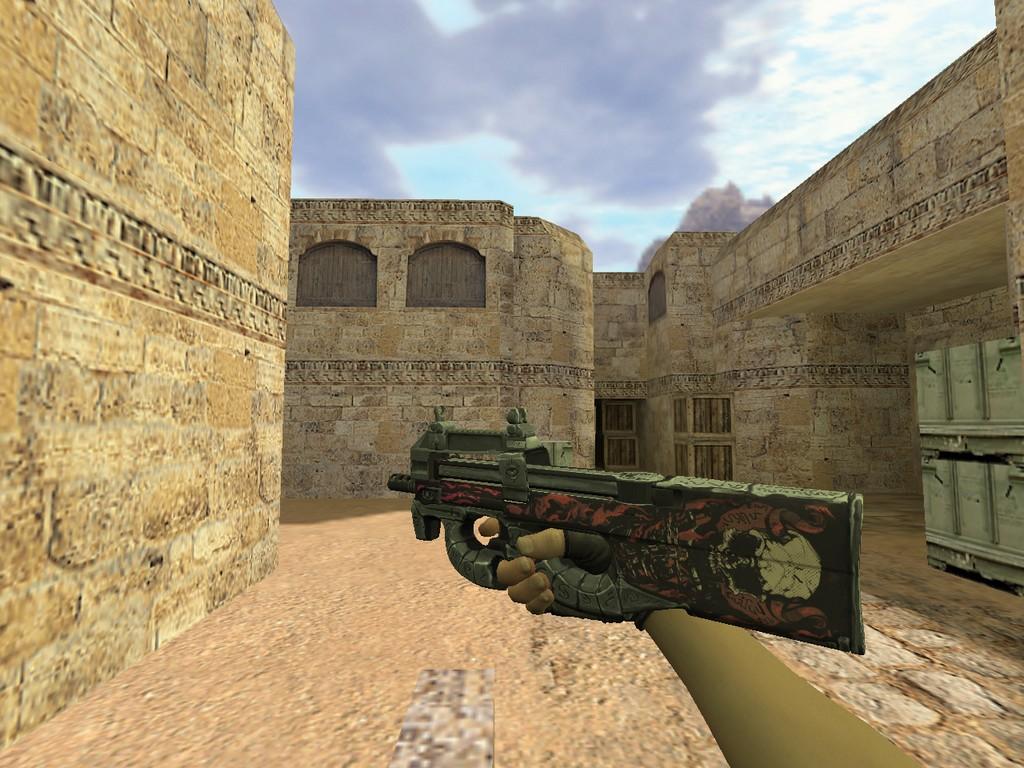 Скачать P90 Неглубокая могила