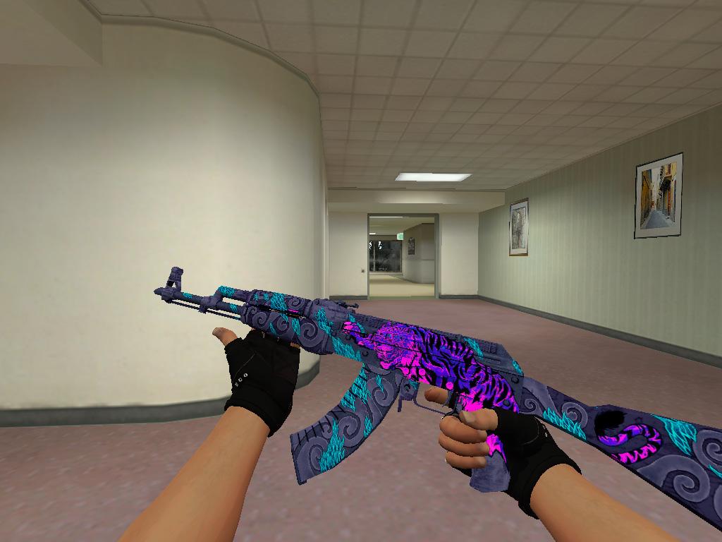 Скачать AK-47 Удар тигра