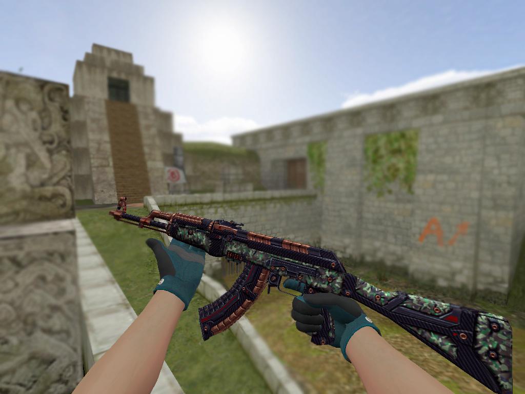 Скачать AK-47 Абрамс