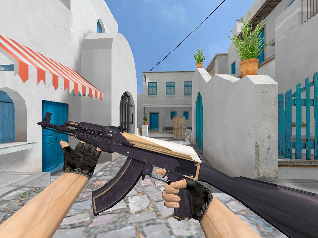Скачать AK-47 Божество