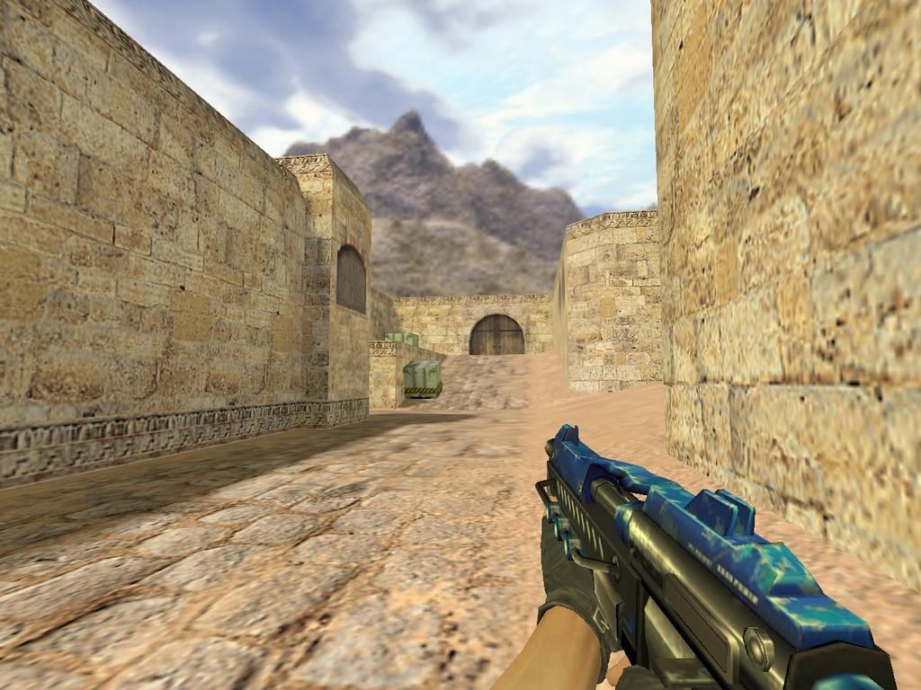 Скачать MP5 Голубое будущее