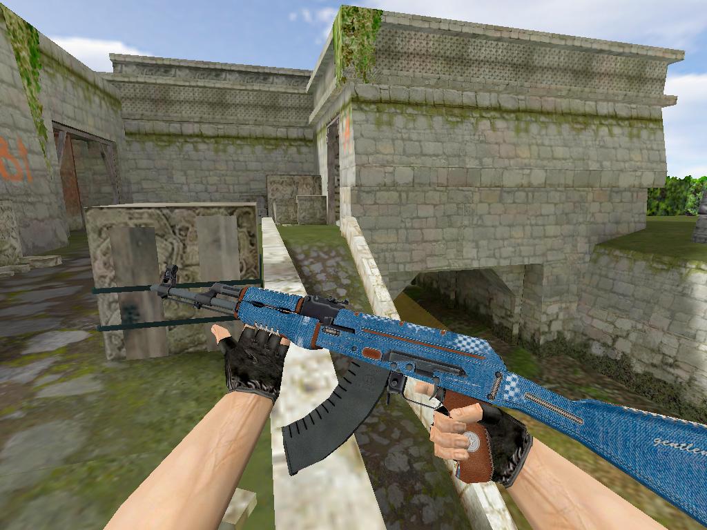 Скачать AK-47 Джентльмен