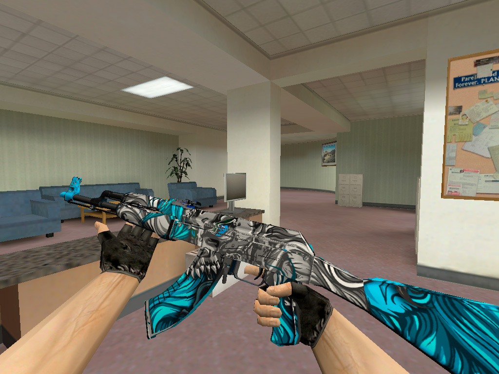 Скачать AK-47 Tokolosi Neptune
