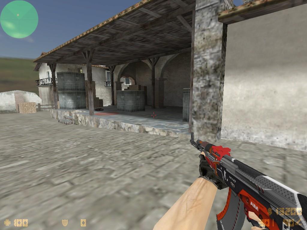 Скачать AK-47 Технологическая цель