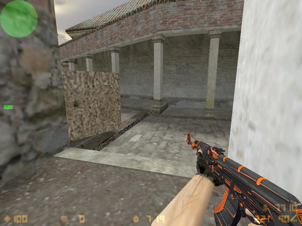 Скачать AK-47 Препятствие