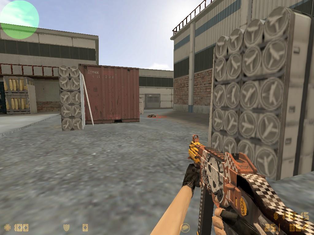 Скачать UMP-45 Гонка на выживание