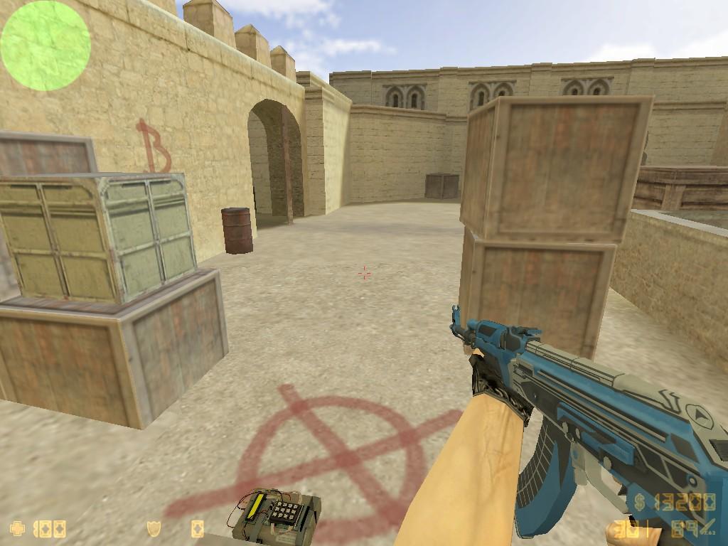 Скачать AK-47 Деймос
