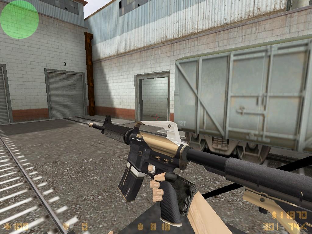 Скачать M4A1-S Святой