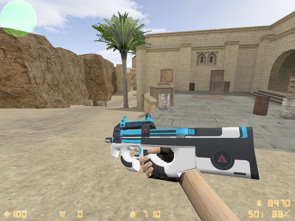 Скачать P90 Zenon