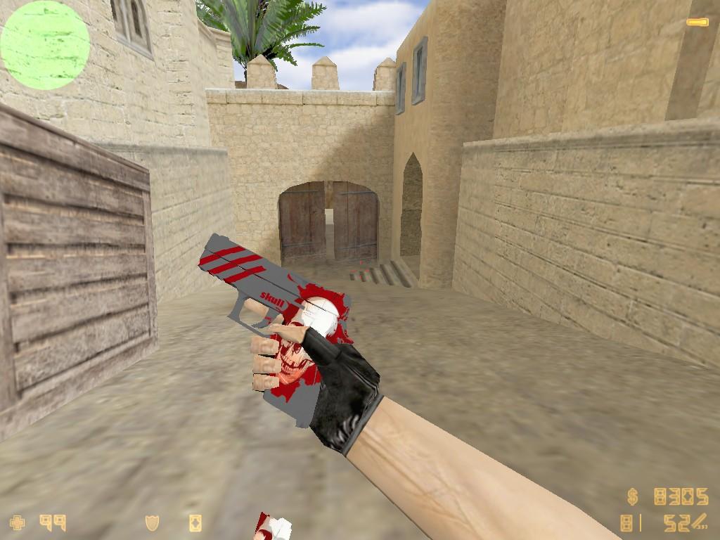 Скачать P250 Кровавый Череп