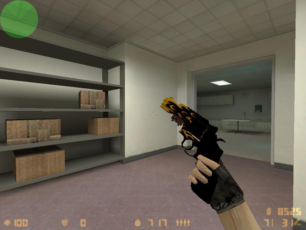 Скачать Револьвер R8 Blaze