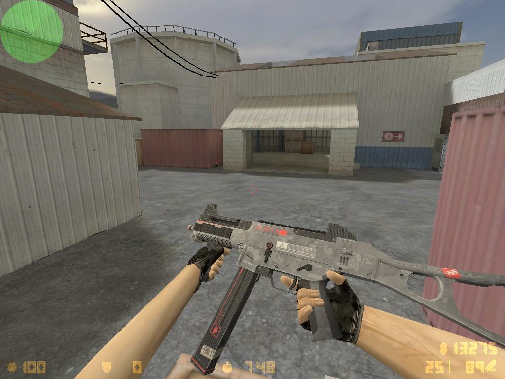 Скачать UMP-45 Дистопия