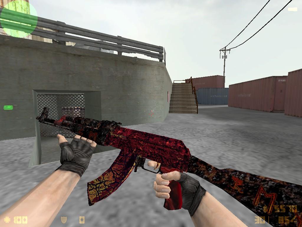 Скачать AK-47 Армагеддон